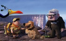 russell dug carl fredricksen in pixar u0027s up this hd russell dug