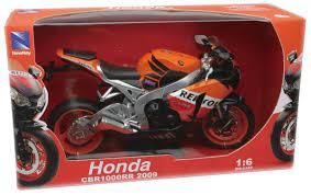 buy newray 1 6 repsol honda cbr1000rr 2009 multicolor online at
