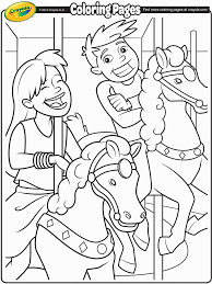 fair coloring pages for kids and for adults coloring home