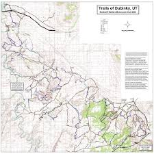 Green River Utah Map by Utah Moto Trails Dirt Bike And Atv Trails Dead Cow Wash Dirt