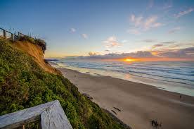 oregon coast map bella beach u0026 olivia beach