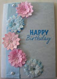 Homemade Birthday Invitation Cards Homemade Cards Making Your Own Greeting Cards Can Be Such A