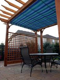 Retractable Pergola Shade by Pergola Retractable Canopy Kit Canada Pergola Shade Canopy Diy