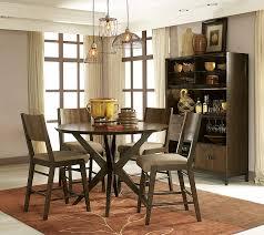 legacy classic kateri round pub table dining set basement legacy classic kateri round pub table dining set
