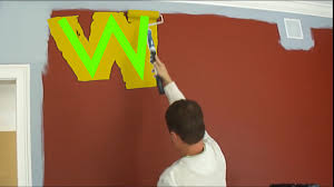 How To Wash Painted Walls by How To Paint An Interior Wall 13 Steps With Pictures Wikihow