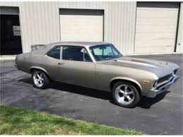 Nova Bench Seat For Sale Classic Chevrolet Nova For Sale On Classiccars Com 289 Available