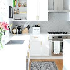 Subway Tiles Backsplash Kitchen Grey Backsplash Capitangeneral Grey Subway Tile Backsplash Grey