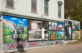 all murals artworks cincinnati a day in the life of sayler park