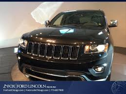 silver jeep grand cherokee 2015 used cars for sale new cars for sale car dealers cars chicago