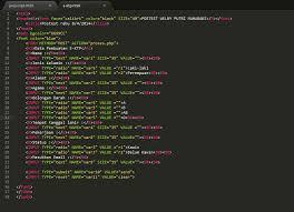 membuat ktp dengan html cara membuat e ktp menggunakan form pada html dunia ilmu