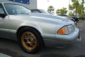fox mustang weld wheels ford mustang 5 0 lx foxbody coupe with weld racing gold ma flickr