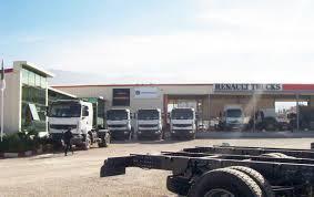 renault algerie arc trucks
