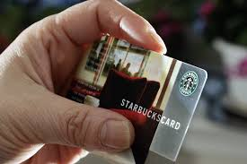 nearly 46 million americans received starbucks gift cards this holiday