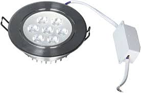 Recessed Led Light Fixtures Ledquant 3 Watt Dimmable Recessed Led Lighting Fixture With Driver