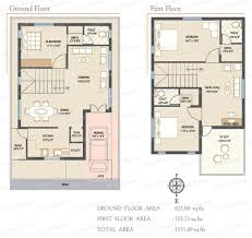 fp big pro house plan for south facing plot modern vastu charvoo