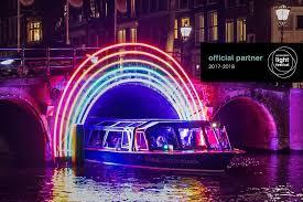 amsterdam light festival boat tour amsterdam light festival amsterdam canal cruises