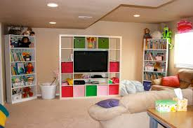 create a cheerful playroom decorating ideas to make the child feel