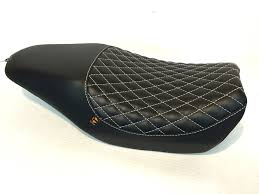 Diy Motorcycle Seat Upholstery Harley Street 500 750 Diy Seat Re Cover Kit Harley Seat Cover