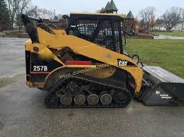 skid steer cat 257b skid steer caterpillar 257 skid steer cat