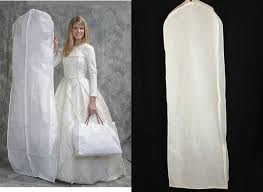 wedding dress garment bag custom pvc garment bag for wedding dress