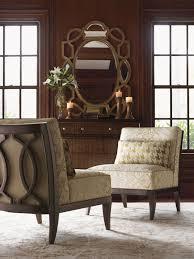 Armless Chairs Lexington Upholstery Montaigne Armless Chair Lexington Home Brands