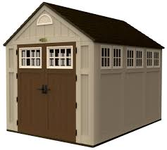 furniture interesting suncast storage shed for outdoor storage