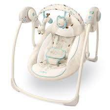 portable baby swing with lights cheap baby swings bright starts comfort harmony portable swing with
