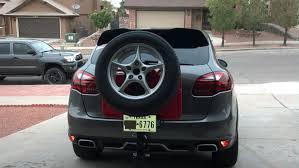 lexus spare tires spare tire carrier 6speedonline porsche forum and luxury car
