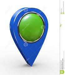 Locator Map 3d Locator Map Pointer Stock Photo Image 36727810