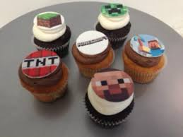 minecraft cupcakes cupcakes fluffy thoughts cakes mclean va and washington dc bakery