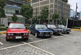 bmw e30 philippines bmw looks to the 100 years with xpo in bgc motoring