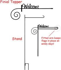 best 25 garden flag stand ideas on pinterest solar post lights