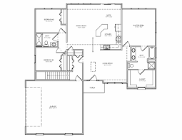 house floor plans with basement fascinating 3 bedroom 2 bath house plans u2014 the wooden houses