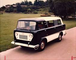 jeep fc concept the fc 150 van u2013 now in color hemmings daily