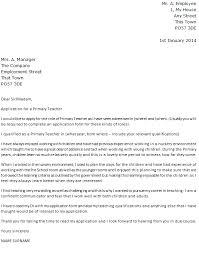 writing a cover letter for teaching job uk letter idea 2018