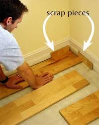 installing floating hardwood floors