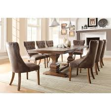 woodhaven hill marie louise extendable dining table furniture