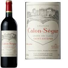château calon ségur grand cru château calon ségur estèphe 2010 vin achat vente