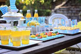 Summer Entertaining Ideas - summer entertaining a pool party bash a blissful nest