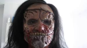 evil ash silicone mask army of darkness youtube