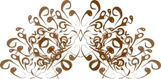 crown swirl design clip at clker com vector clip