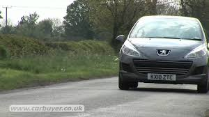 peugeot cars 2006 peugeot 207 hatchback 2006 2012 review carbuyer youtube