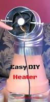 Heater For Small Bedroom 25 Best Diy Heater Ideas On Pinterest Candle Heater Small Room