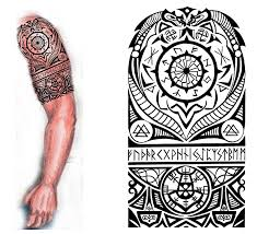 nordic tribal meaning design idea for and