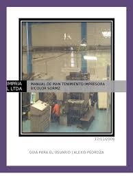 48954949 manual de mantenimiento