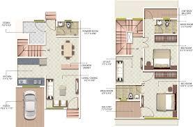1040 sq ft 2 bhk floor plan image radha madhav yashoda villa