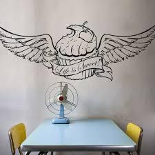 inspiring custom vinyl wall decals taps pour house