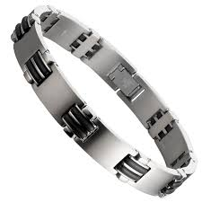 mens bracelet titanium images Titanium bracelets ernest jones