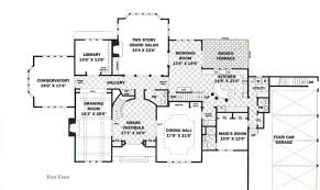 simple luxury floor plans with pictures placement house plans