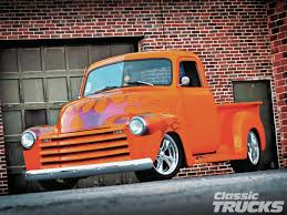 1952 chevrolet truck stuff rod network